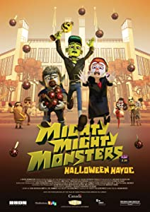 Downloading websites for movies Mighty Mighty Monsters in Halloween Havoc by none [640x352]