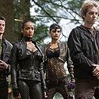 Eric Dane, Aaron Stanford, Omahyra, and Dania Ramirez in X-Men: The Last Stand (2006)