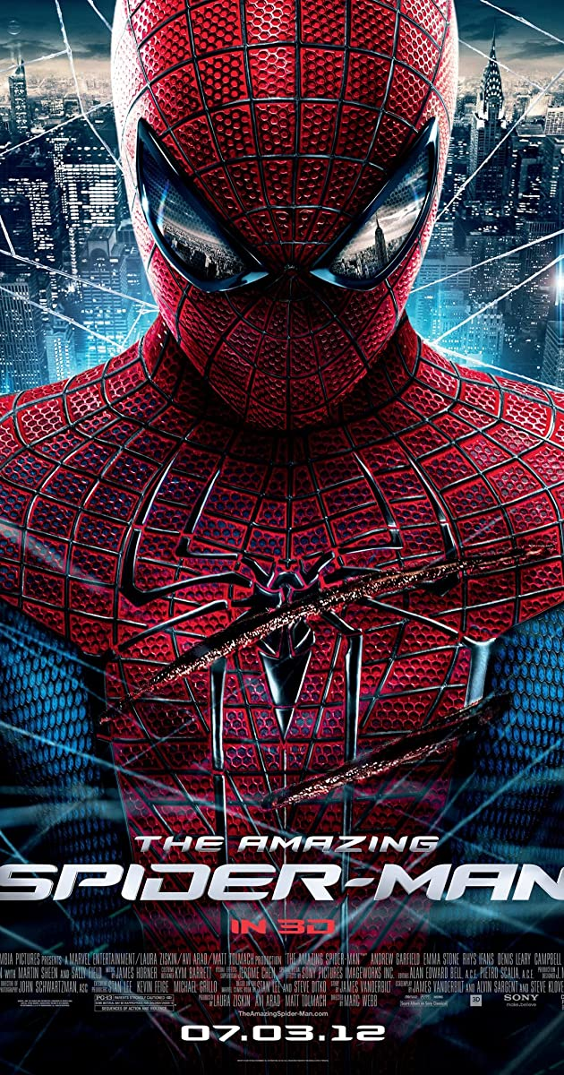 Free Download The Amazing Spider-Man Full Movie
