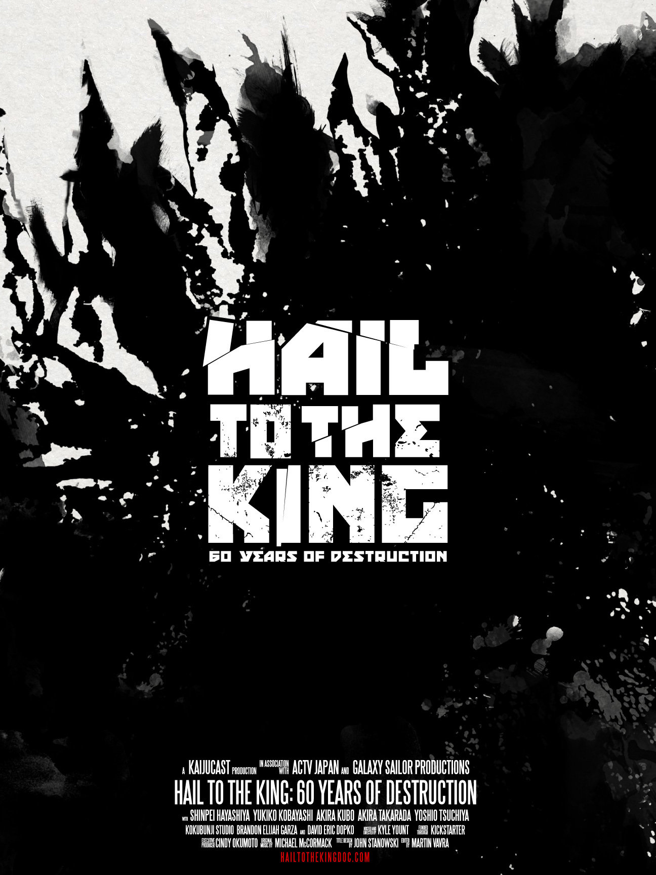 Hail To The King 60 Years Of Destruction 2015