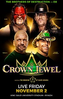 WWE Crown Jewel (2018 TV Special)