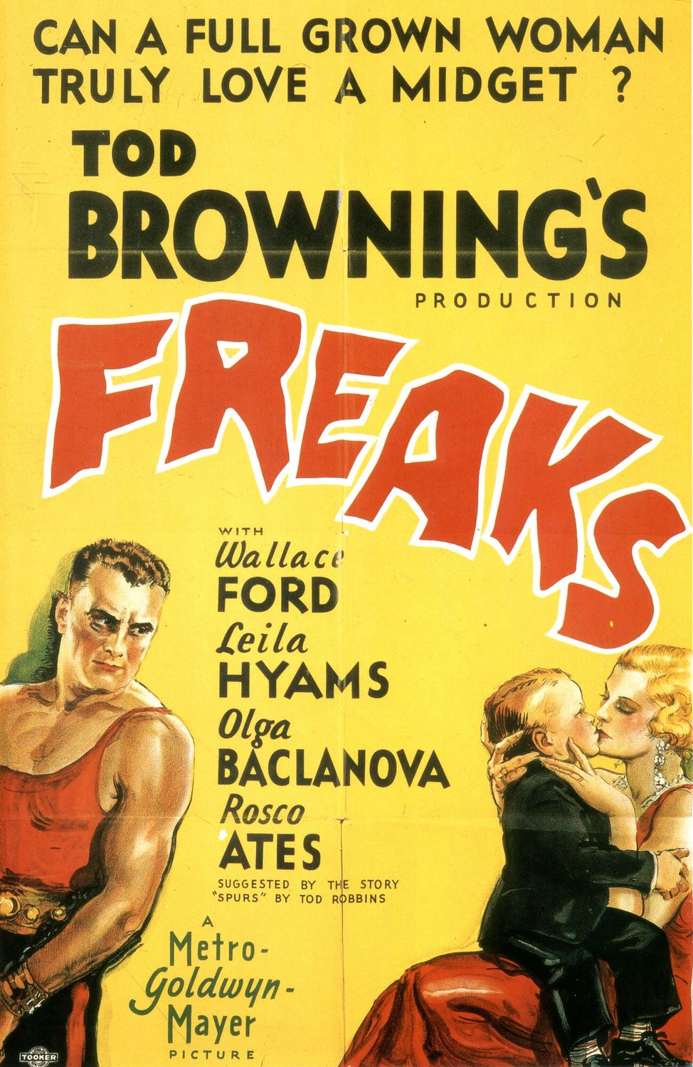Freaks 1932 Imdb Short Circuit Movie Posters From Poster Shop