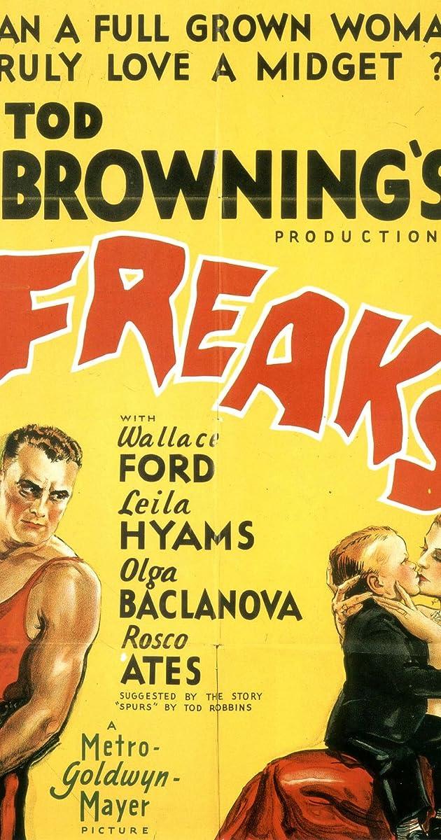 IŠSIGIMĖLIAI (1932) / Freaks