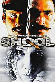 Manoj Bajpayee, Sayaji Shinde, and Raveena Tandon in Shool (1999)