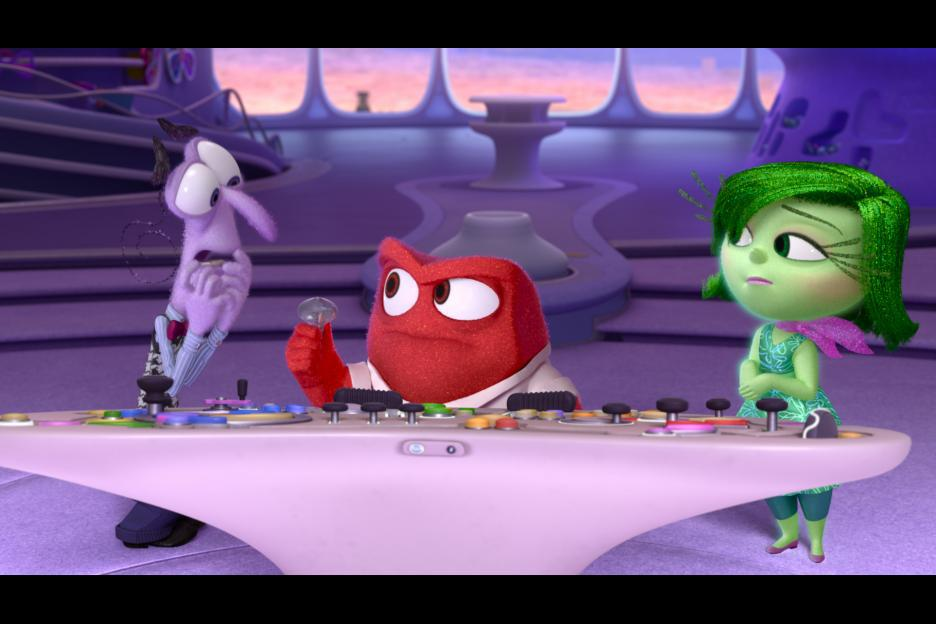Inside Out (2015) - Photo Gallery - IMDb
