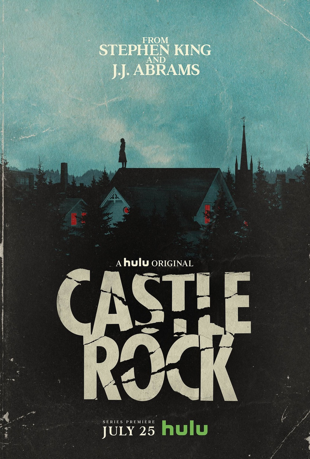 Image result for CASTLE ROCK (2018) poster
