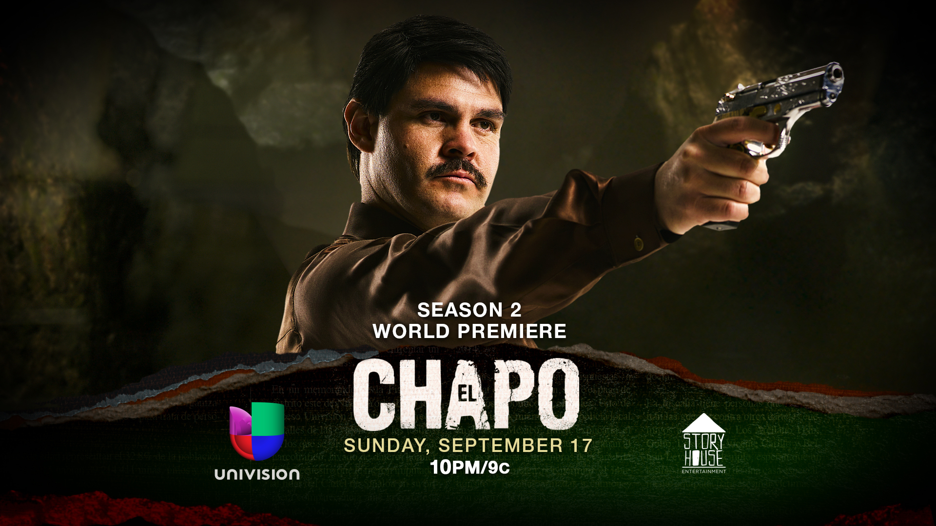 El Chapo (TV Series 2017– ) - IMDb