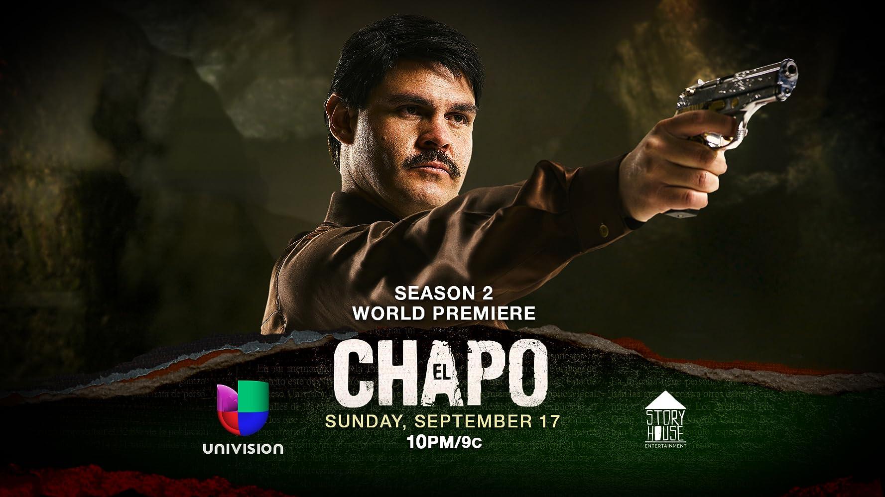 El Chapo (1 Sezonas)(2017) Online