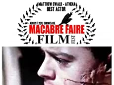 Macabre Faire Film Festival's Best Actor in a Feature Film Accolade Clip