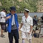 Philip Martin and Matt Smith in The Crown (2016)