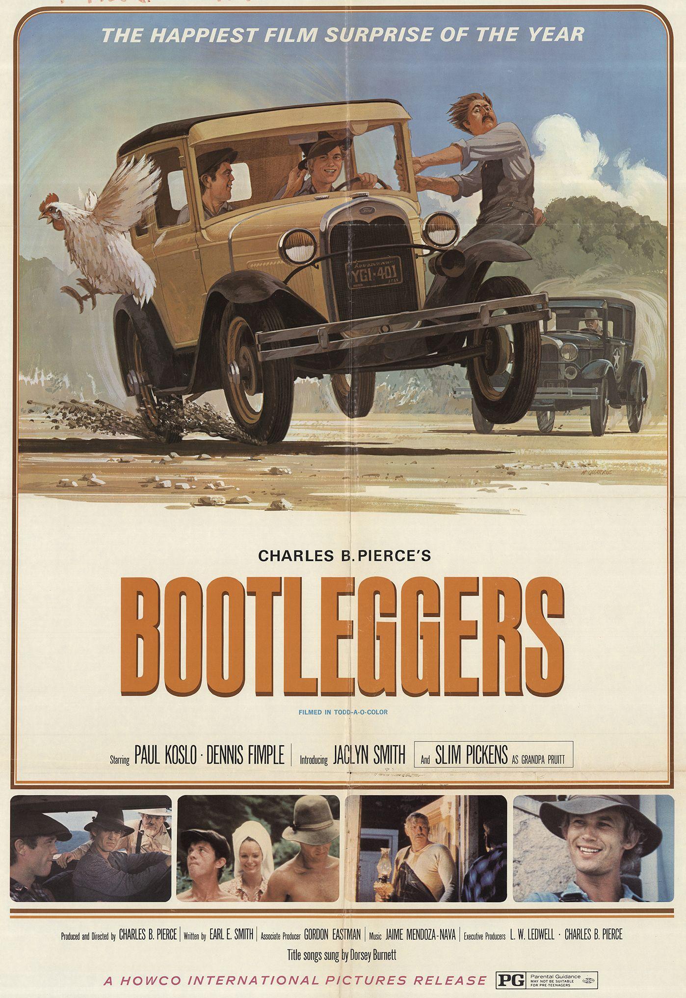 Bootleggers (1974) - IMDb