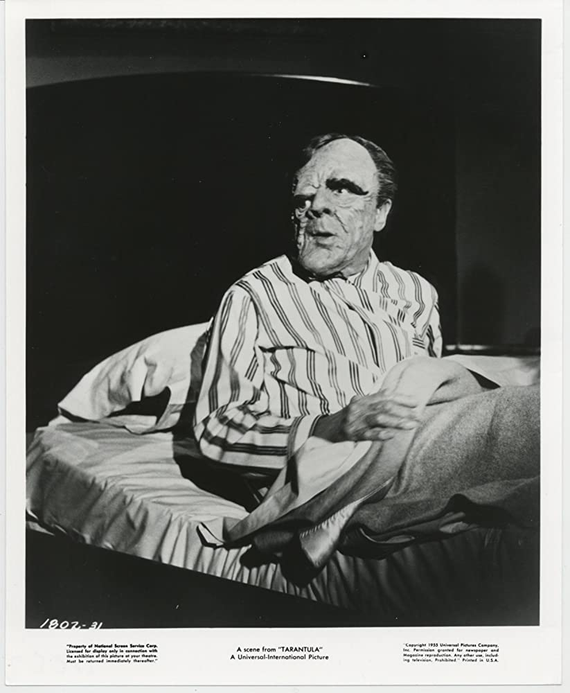 Leo G. Carroll in Tarantula (1955)