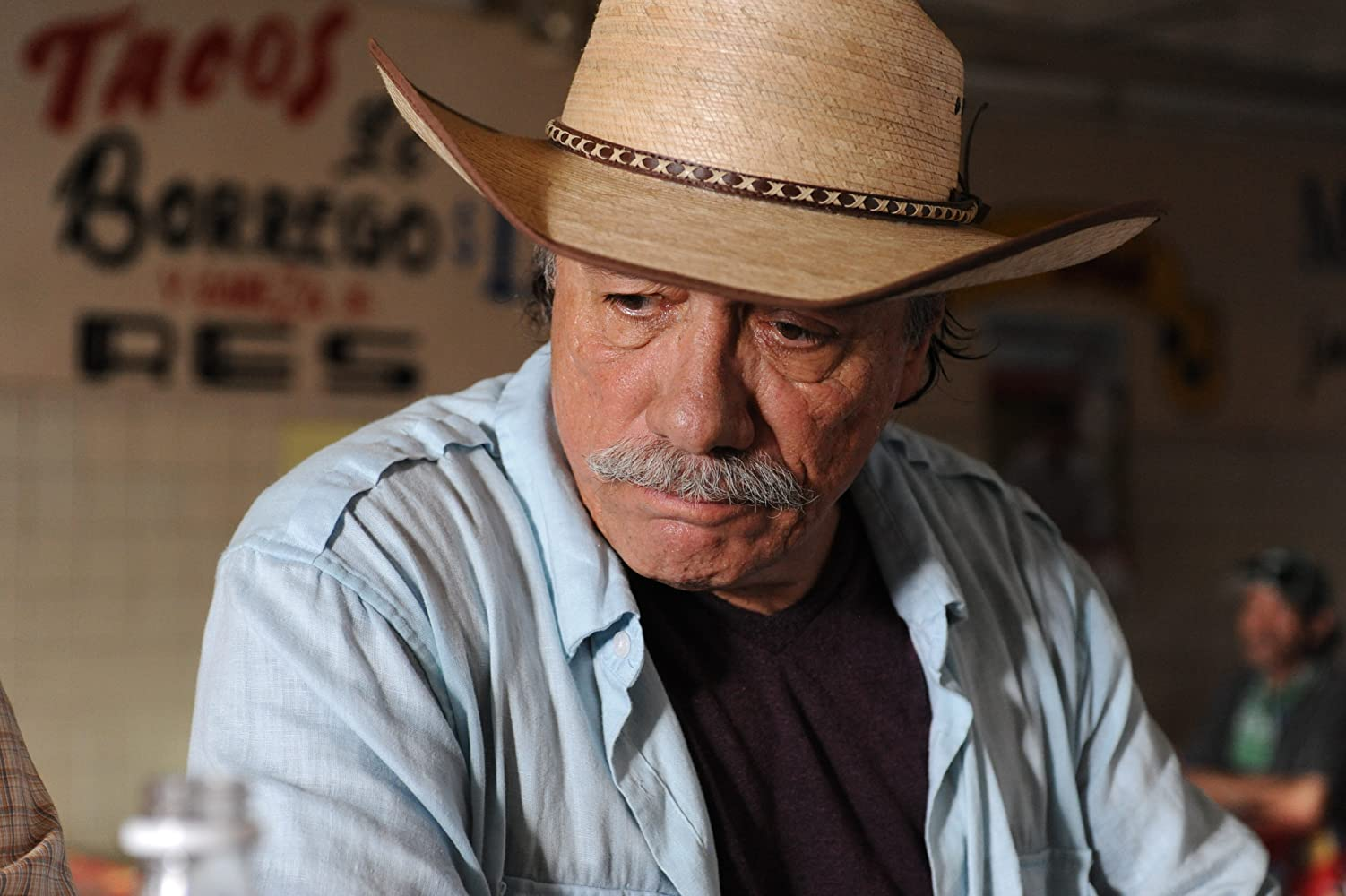 Edward James Olmos in Go for Sisters (2013)