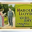 Harold Lloyd and Jobyna Ralston in Girl Shy (1924)