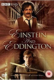 Einstein and Eddington Poster