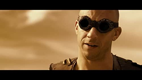Left for dead on a sun-scorched planet, Riddick finds himself up against an alien race of predators. Activating an emergency beacon alerts two ships: one carrying a new breed of mercenary, the other captained by a man from Riddick's past.