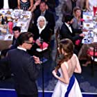 Fred Armisen and Anna Kendrick at an event for The 2014 Film Independent Spirit Awards (2014)
