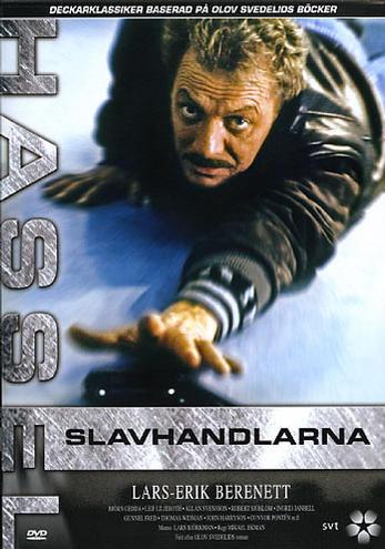 Lars-Erik Berenett in Roland Hassel polis - Slavhandlarna (1989)