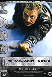 Roland Hassel polis - Slavhandlarna Poster