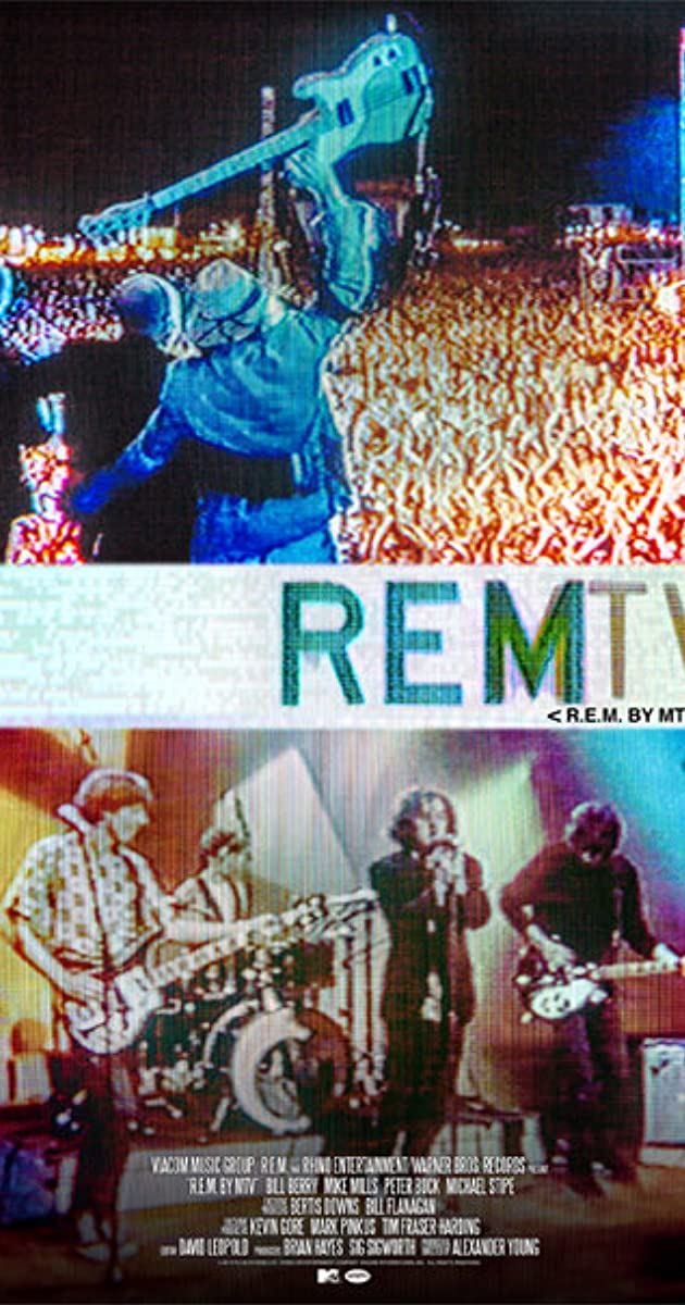 Subtitle of R.E.M. by MTV