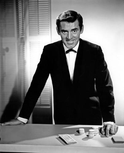 John Vivyan in Mr. Lucky (1959)