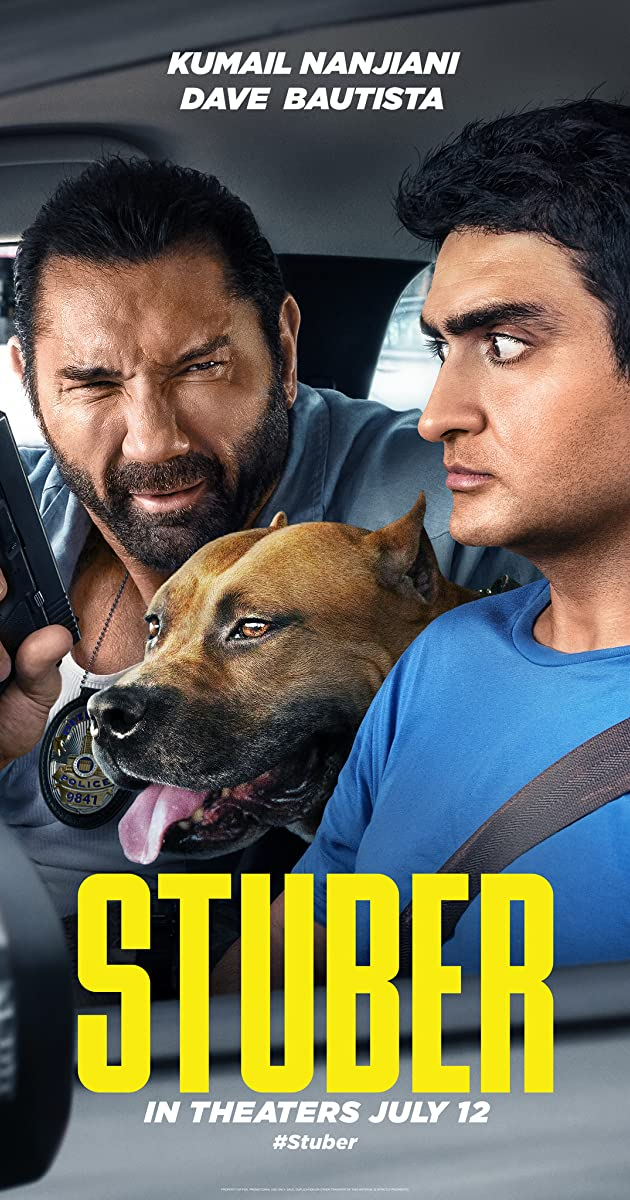 Watch Full HD Movie Stuber (2019)