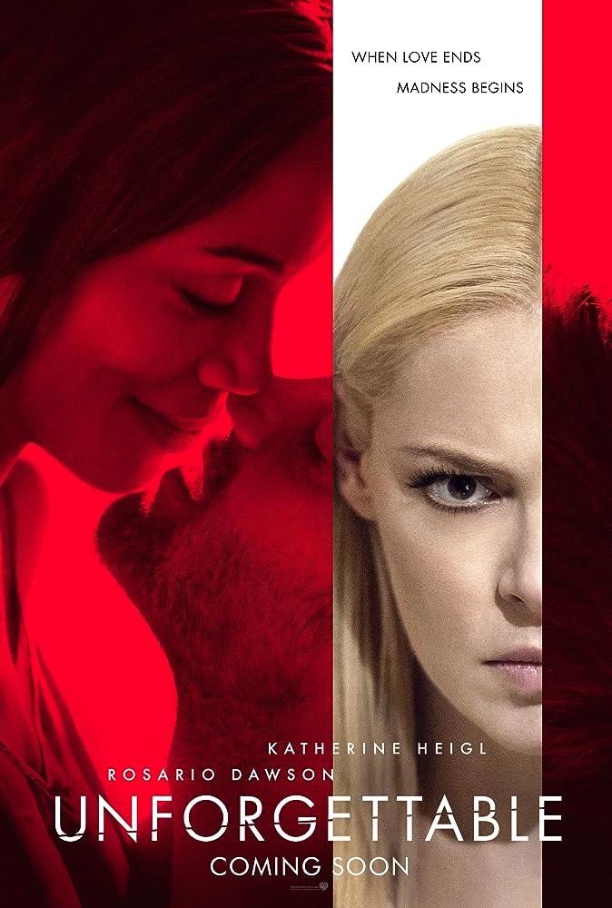 Katherine Heigl, Rosario Dawson, and Geoff Stults in Unforgettable (2017)
