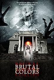 Brutal Colors Poster