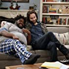 Chris D'Elia and Ron Funches in Undateable (2014)