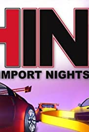 Hot Import Nights Poster