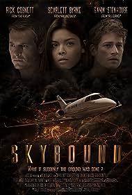 Rick Cosnett, Scarlett Hefner, and Gavin Stenhouse in Skybound (2017)