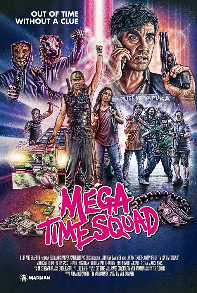 Mega Time Squad (2018) WEB-DL Direct Download