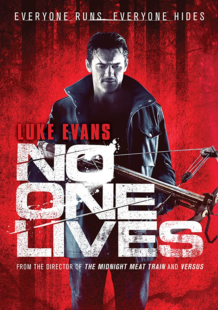 Luke Evans in No One Lives (2012)