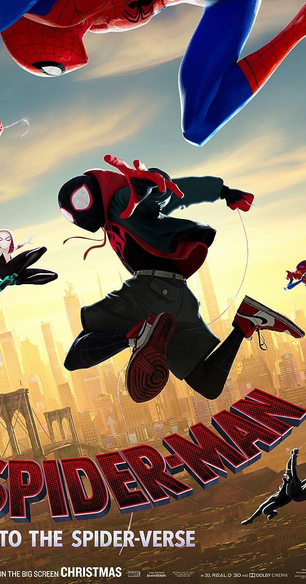 Žmogus-Voras: Į nauja visata / Spider-Man: Into the Spider-Verse (2018)