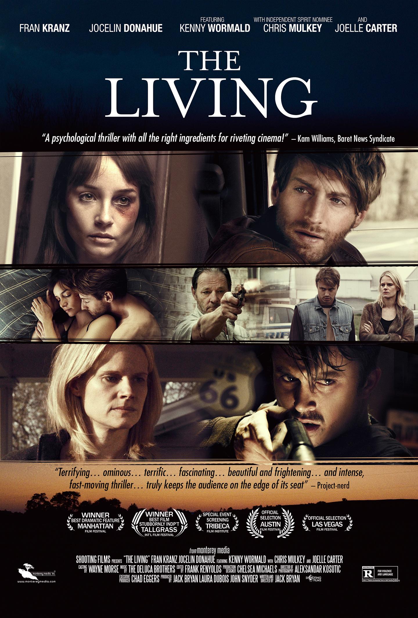 دانلود زیرنویس فارسی فیلم The Living