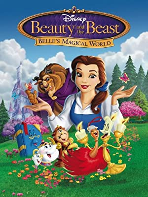 Belle's Magical World Poster