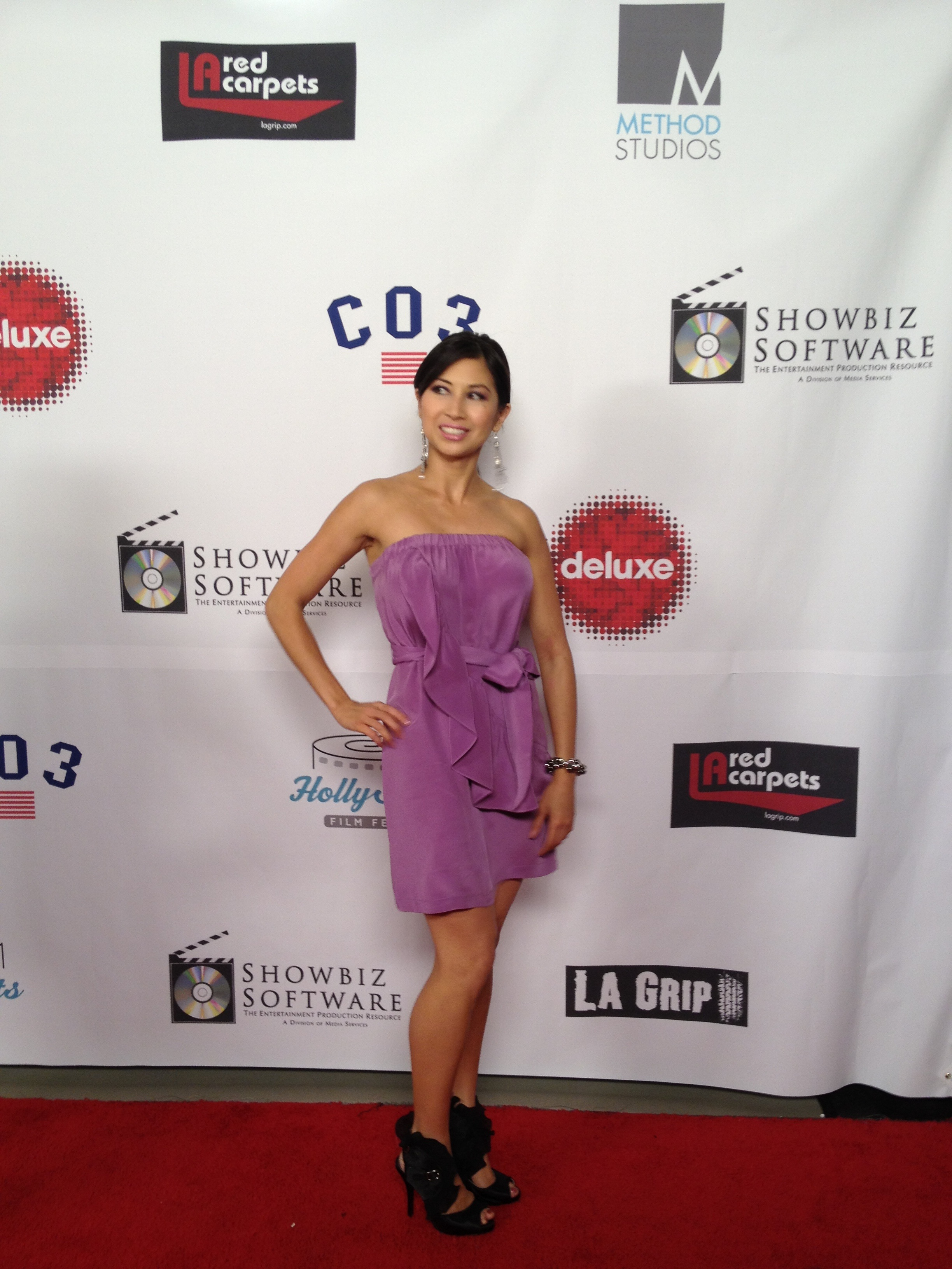 8th Annual HollyShorts Film Festival. August 2012, Hollywood.
