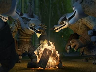 Kung Fu Panda: Legends Of Awesomeness Vol.13กังฟูแพนด้า ตำนานปรมาจารย์สุโค่ย! ชุด 13