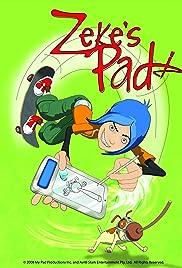 Zeke's Pad Poster