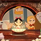 Fionnula Flanagan, Brendan Gleeson, David Rawle, and Lucy O'Connell in Song of the Sea (2014)
