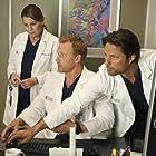 Martin Henderson, Kevin McKidd, and Ellen Pompeo in Grey's Anatomy (2005)