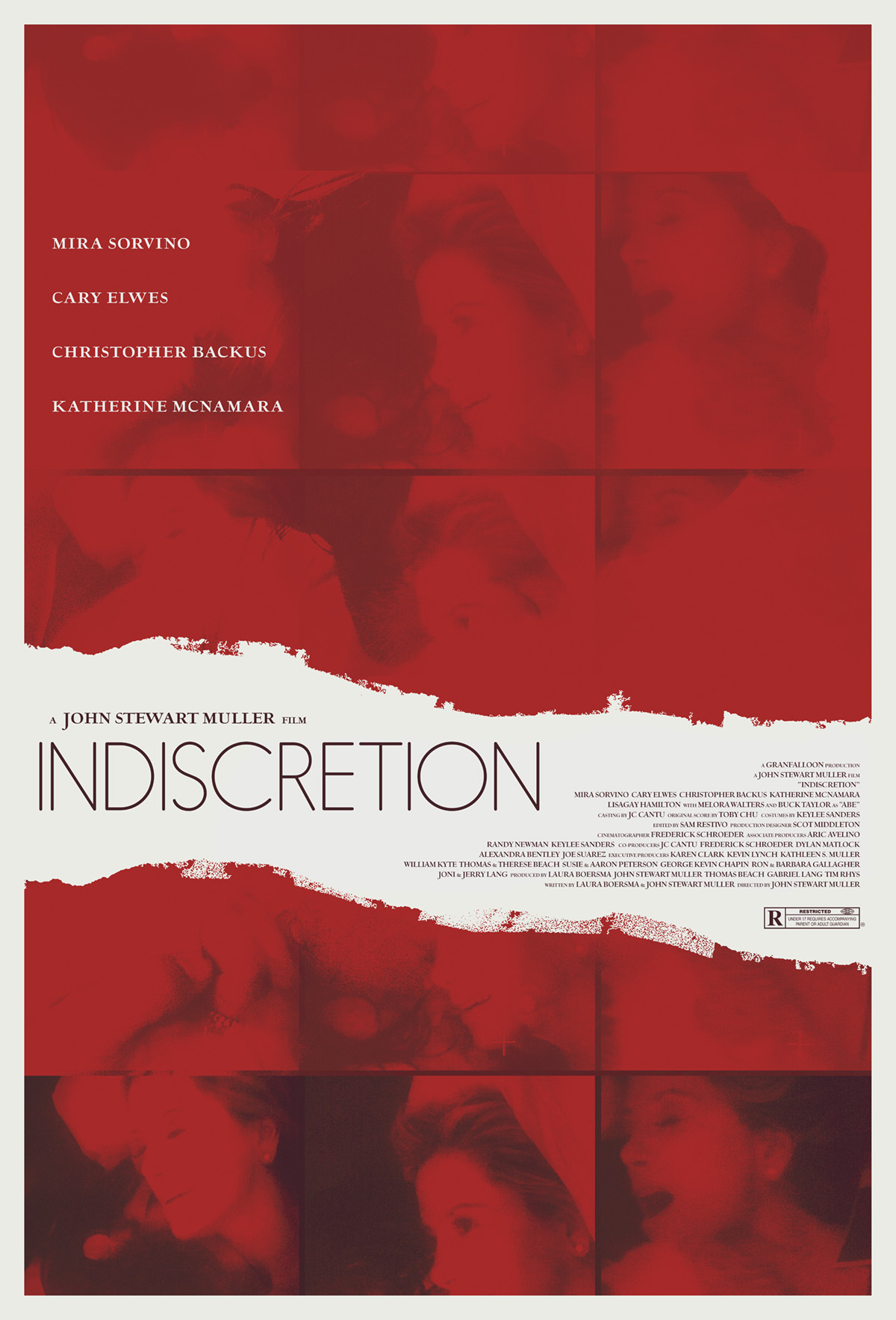 Indiscretion (2016) BluRay 720p