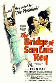 Lynn Bari, Francis Lederer, and Alla Nazimova in The Bridge of San Luis Rey (1944)