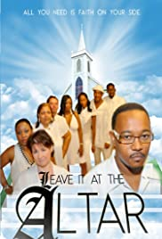 Leave It at the Altar Poster