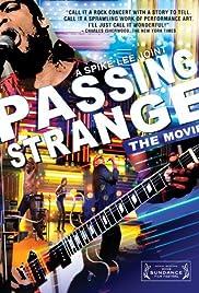 Passing Strange Poster