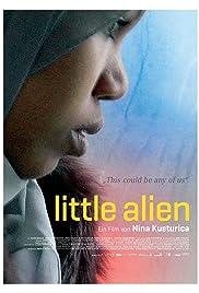 Little Alien Poster