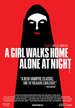 Movie A Girl Walks Home Alone at Night (2014)