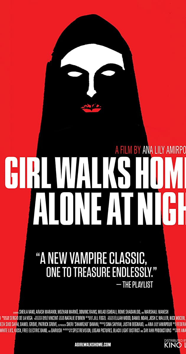 Subtitle of A Girl Walks Home Alone at Night