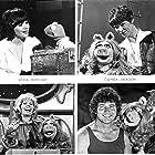 Mac Davis, Glenda Jackson, Linda Ronstadt, and Loretta Swit in The Muppet Show (1976)
