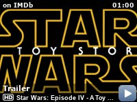 Star Wars Episode Iv A Toy Story 2015 Imdb